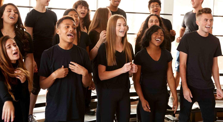 Cours Jeunes Comédie Musicale/Variété collectif